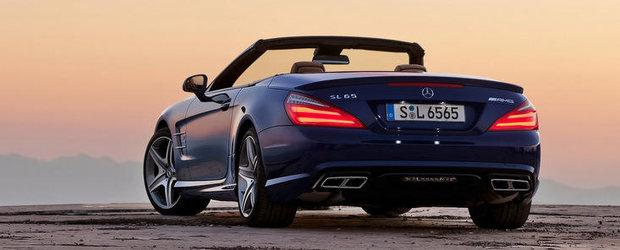 AMG se apuca de construit motoare V12 pentru germanii de la Mercedes