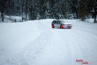 Amintiri de iarna cu Amy si Golf 4, by Justin Popovici