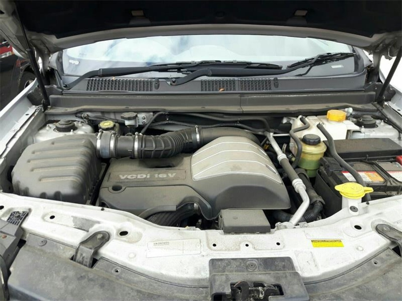 Amortizor capota Chevrolet Captiva 2008 SUV 2.0 VCDi