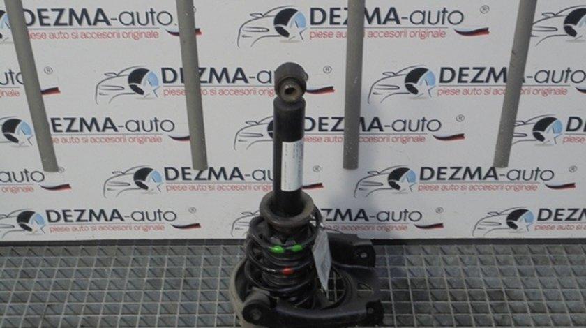 Amortizor dreapta fata, Peugeot 407 (6D) 2.2hdi