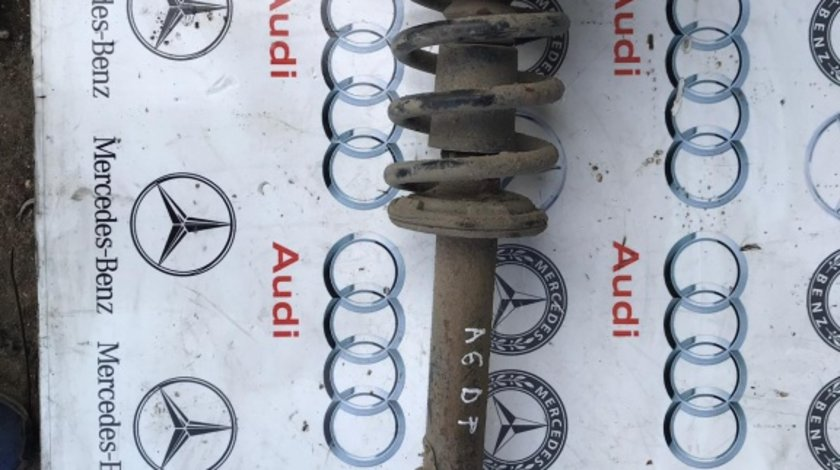 Amortizor + flansa + arc dreapta fata Audi A6 4F C6