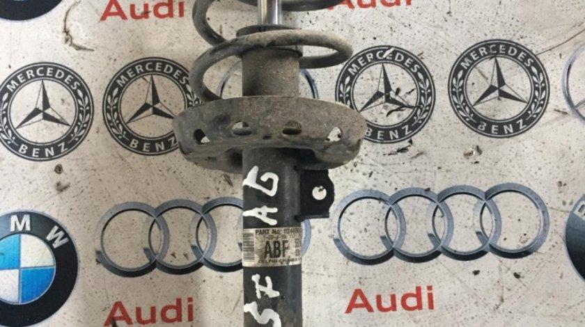 Amortizor + flansa + arc stanga fata Opel Astra G