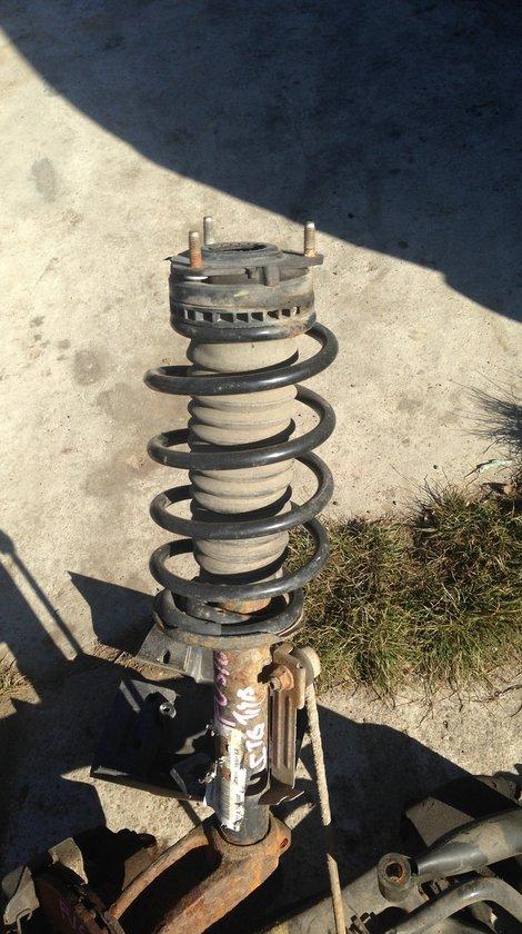 amortizor ford fusion 1.4 benzina 2004