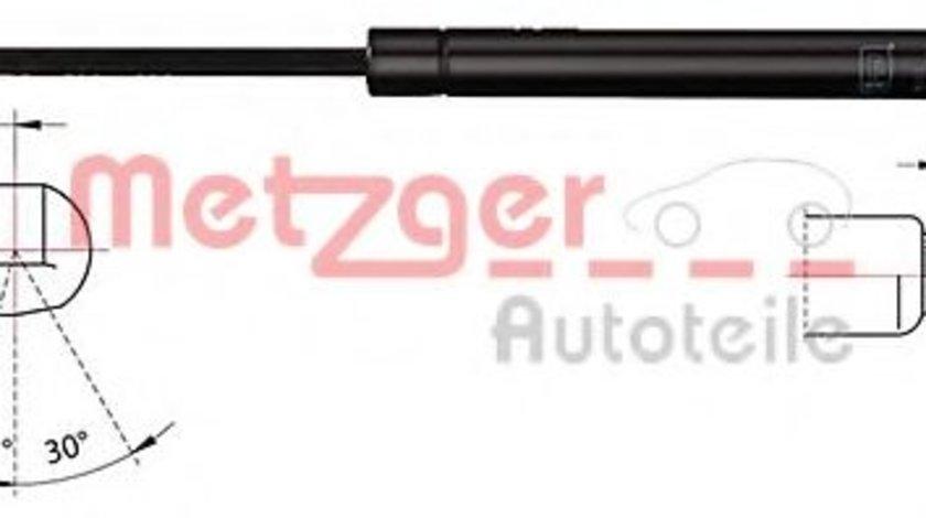 Amortizor portbagaj SAAB 9-5 (YS3E) (1997 - 2009) METZGER 2110356 piesa NOUA
