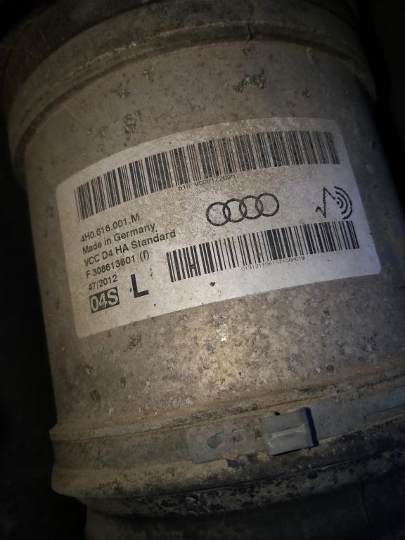 Amortizor spate complet Audi A8 4H // D4 2010-2016
