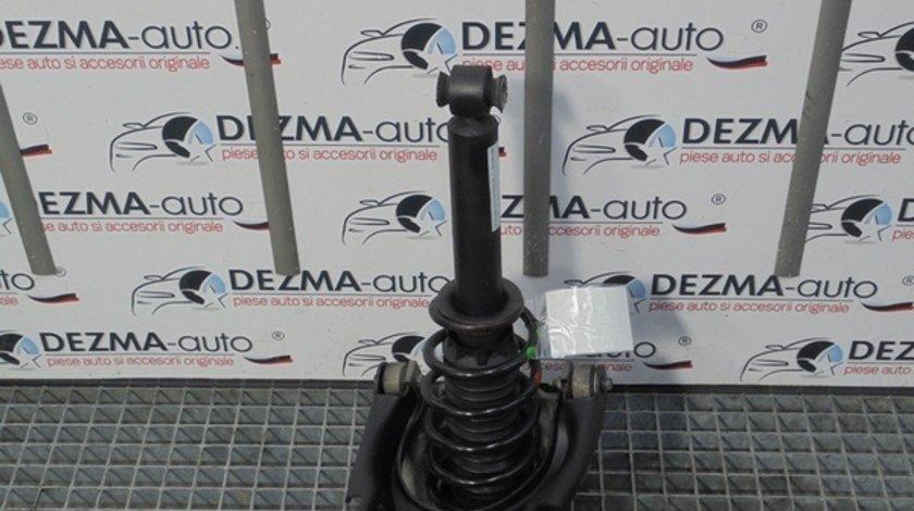 Amortizor stanga fata, Peugeot 407 (6D) 2.2hdi