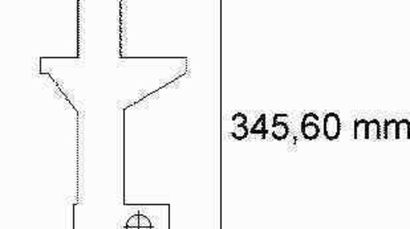 Amortizor telescop VW PASSAT 3A2 35I SACHS 170 381