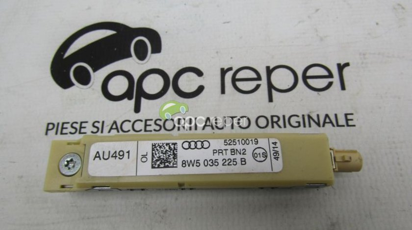 AMPLIFICATOR ANTENA Audi A4 8W 2.0 TDI QUATTRO din 2017-cod motor CNHA