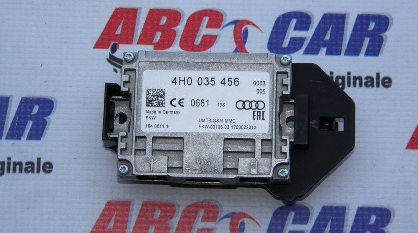 Amplificator antena Audi A8 D4 4H cod: 4H0035456 model 2014