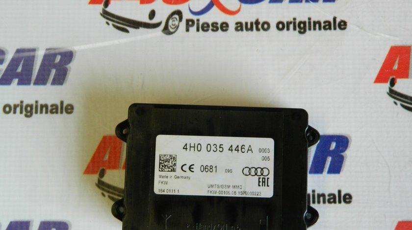 Amplificator antena Audi Audi A3 8V cod: 4H0035446A model 2014