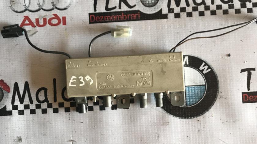 Amplificator antena BMW E39 seria 5 8378090