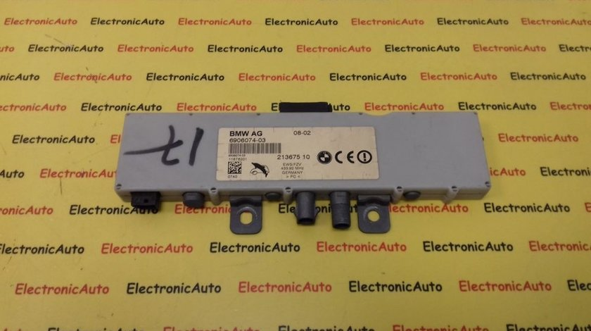 Amplificator Antena BMW E46, 690607403