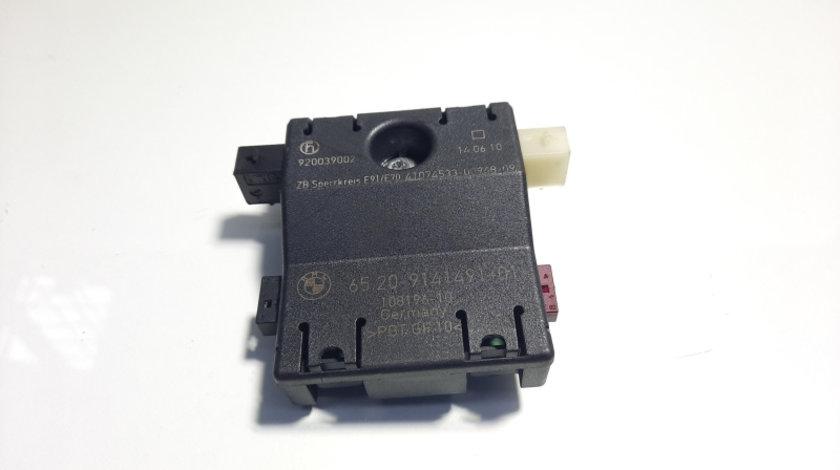 Amplificator antena, cod 9141491-01, Bmw 3 Cabriolet (E93) (idi:357855)