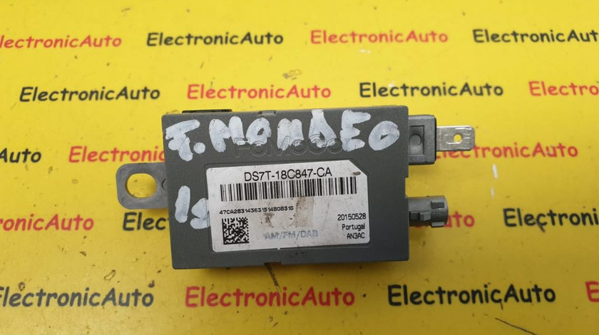 Amplificator Antena Ford Mondeo V, DS7T18C847CA