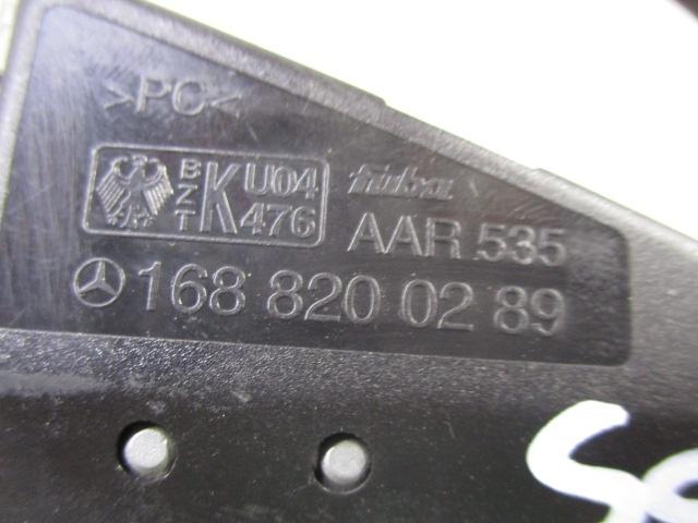 AMPLIFICATOR ANTENA RADIO COD 1688200289 MERCEDES A-CLASS W168 FAB. 1997 - 2004 ⭐⭐⭐⭐⭐