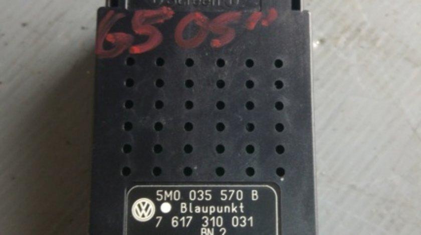 Amplificator antena radio vw golf 5 scurt 2005 5m0035570b