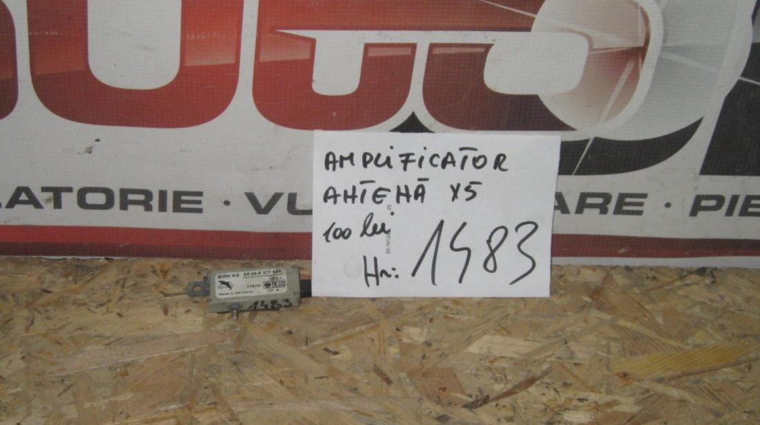 Amplificator antena TV BMW X5 cod 6526-8377658