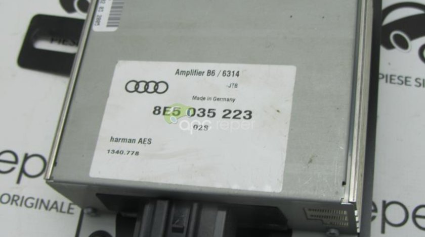 Amplificator Audi A4 8E B6 / B7 cod 8E5035223 original
