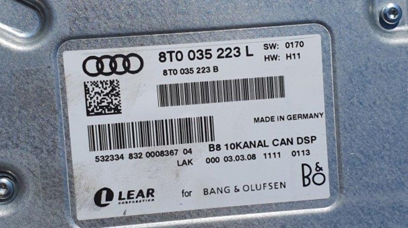 Amplificator Audi Bang & Olufsen Audi A4 B8 A5 Q5 2008 2009 2010