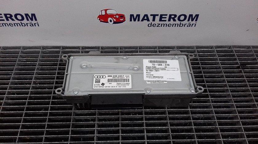 AMPLIFICATOR AUDIO AUDI A4 A4 - (2007 2011)