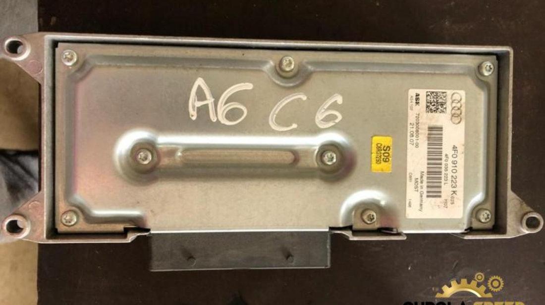 Amplificator audio Audi A6 (2004-2011) [4F2, C6] 4f0910223k