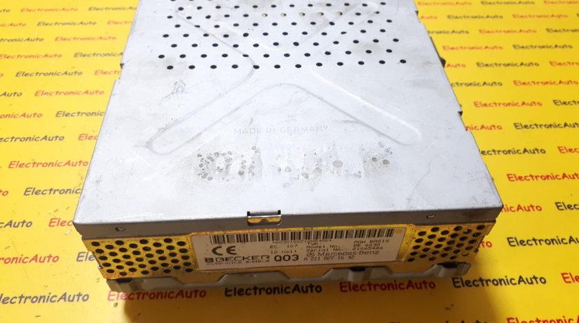 Amplificator audio Mercedes A2118271642