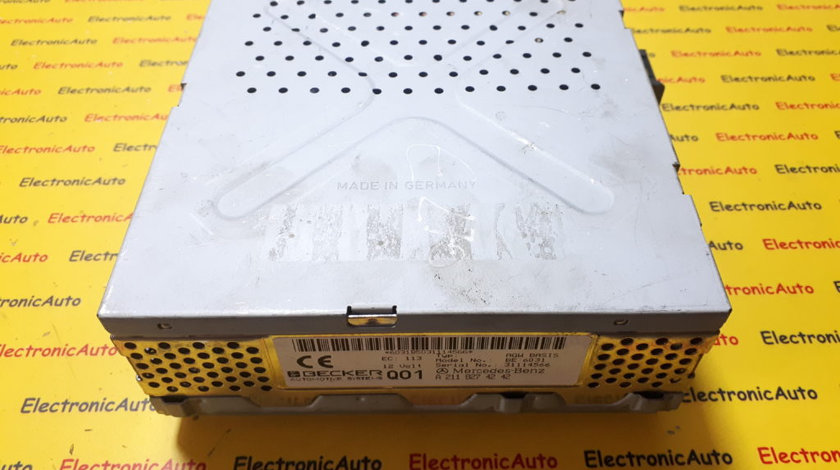 Amplificator audio Mercedes A2118274242