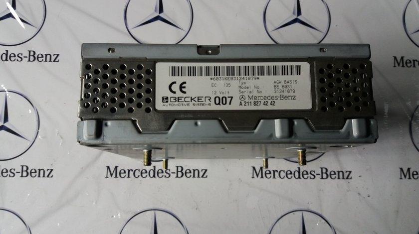 Amplificator audio mercedes harman becker cod A 2118274242