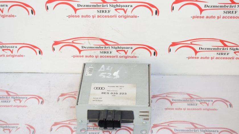 Amplificator auto Audi A4 B6 8E5035223 529