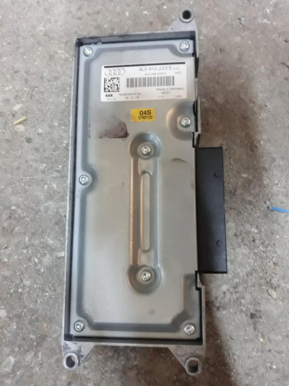 Amplificator auto AUDI Q7 (4L) 2006-2018 4L0910223E