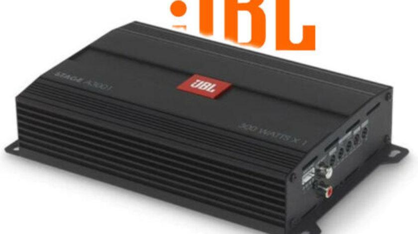 Amplificator Auto Digital JBL STAGE A3001 Statie Amplificare Mono Putere 300W RMS MAX. 600W 4 Ohmi