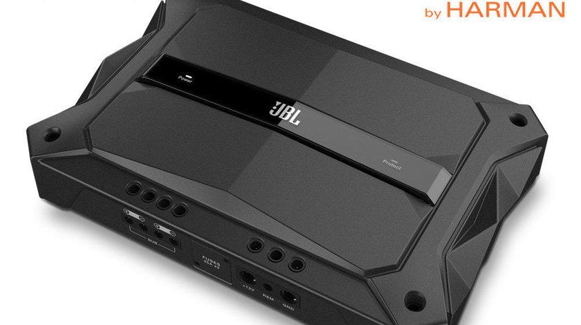 Amplificator Auto Mono JBL GTR-601 Putere 1500W Max Statie Sigilata Garantie Montaj Profesional