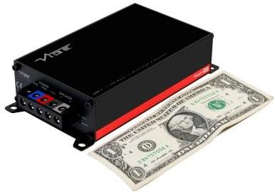 Amplificator Auto Mono Vibe PowerBox 400.1M-V7 400W RMS