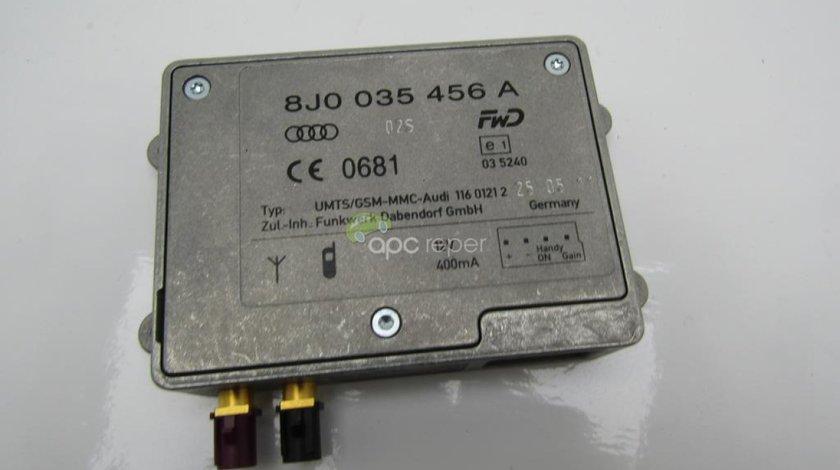 Amplificator GSM Audi A6 4F Facelift 2010 - 2,0Tdi cod 8J0035456A