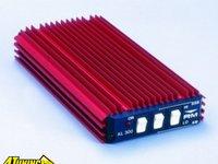 Amplificator liniar KL 300 12 de 300 Watt in SSB si 150 Watt in FM alimentare 12V