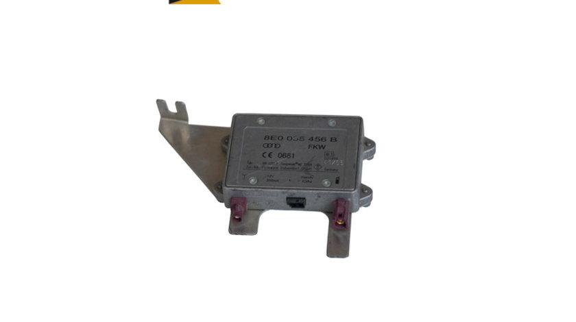 Amplificator semnal antena / telefon Audi A4 B7 8E/ A6 4F2 C6 an 2004 - 2011 cod 8E0035456B