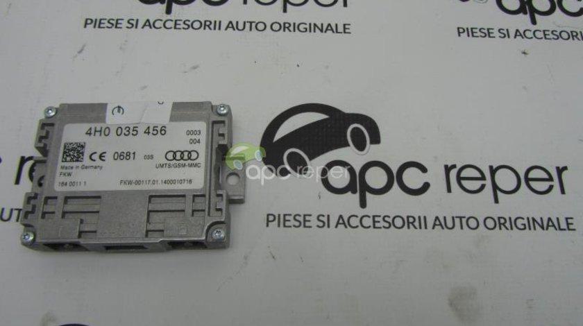 Amplificator semnal GSM Audi 4h0035456 Original