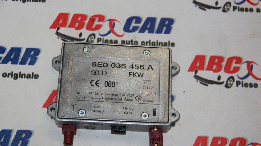 Amplificator semnal telefon Audi A4 B6 8E 2000-2005 8E0035456A