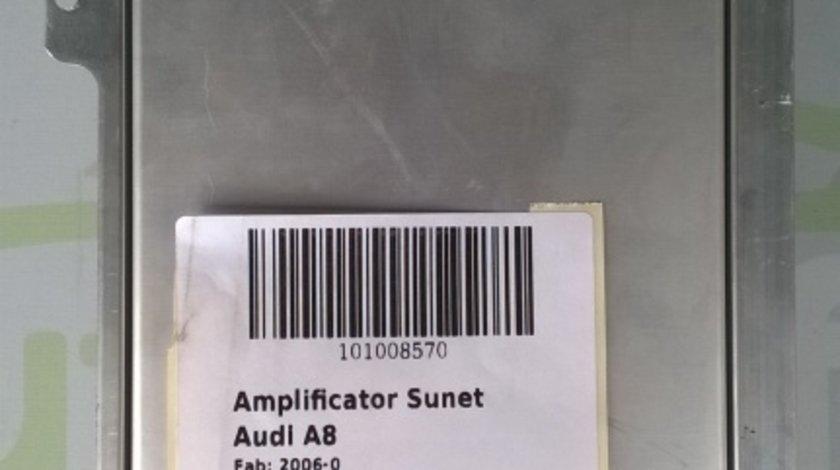 Amplificator Sunet Audi A8 2006
