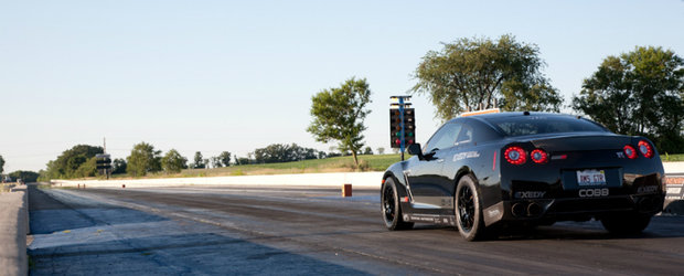 AMS Alpha 12  - Cel mai rapid Nissan GT-R din lume vine in Romania!