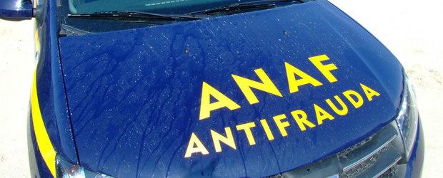 ANAF face lucruri trasnite: CASCO pentru 353 de masini la falimentara Carpatica