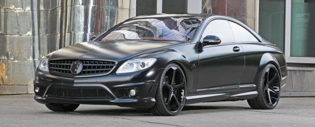 Anderson CL65 AMG Black Edition - O doza de putere pentru Mercedes CL65 AMG