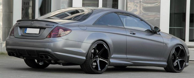 Anderson Germany modifica actualul Mercedes CL65 AMG