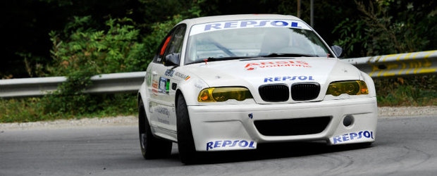 Andrei Craciunescu si singurul BMW M3 din CNVC se intorc si in sezonul 2012