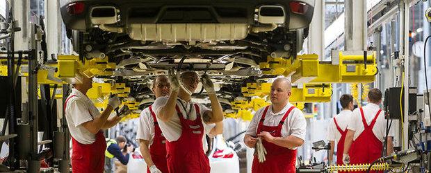 Angajatii de la Porsche vor lucra mai putine ore pe saptamana
