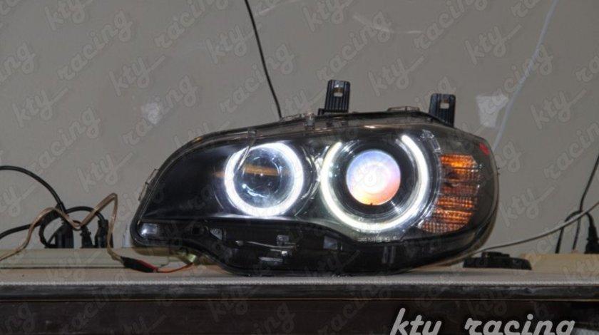 ANGEL E90 E91 FAR XENON FACELIFT LCI 2009-2011 BMW LED MARKER H8 80W