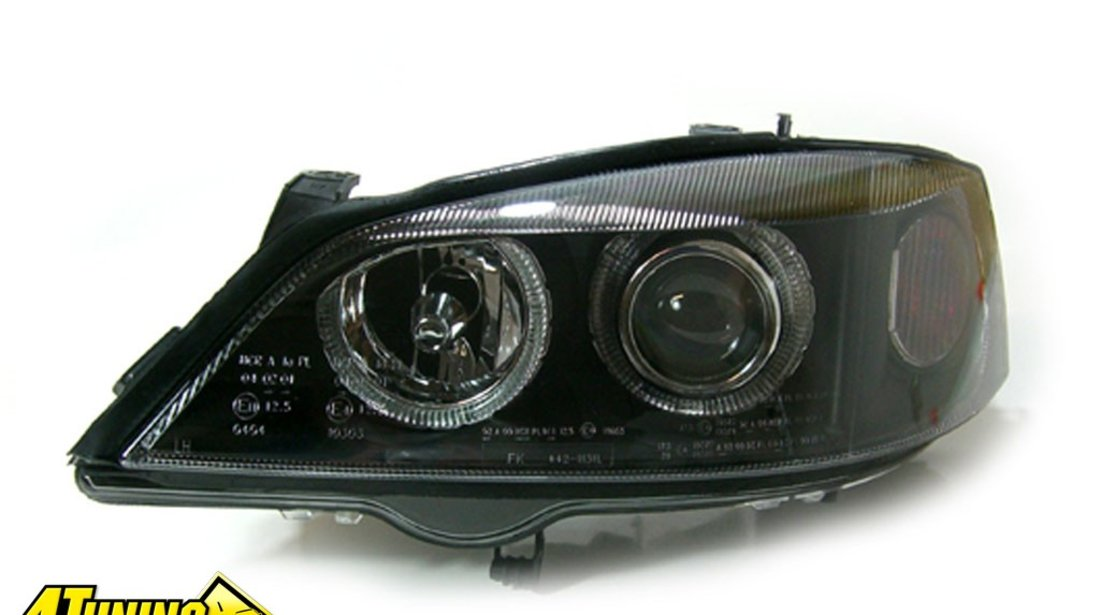 Angel Eyes Astra G Faruri Angel Eyes Opel Astra G by DEPO