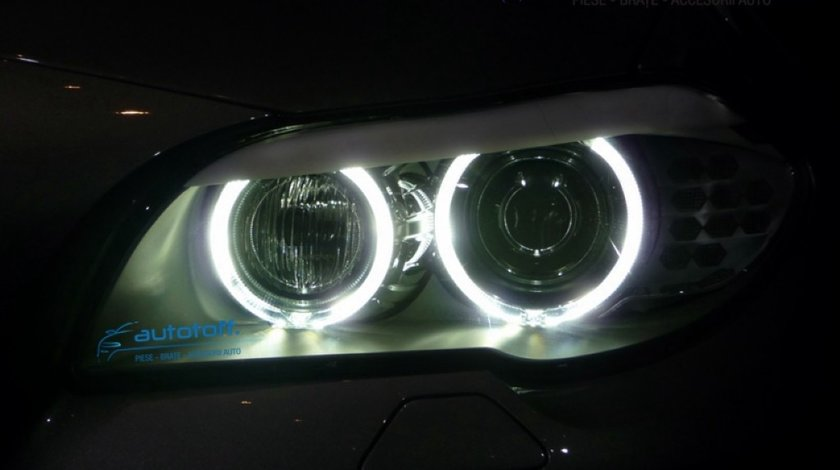 ANGEL EYES BMW 40 watts LED Marker H8 Super Bright