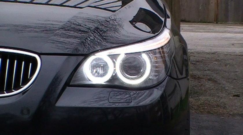 Angel eyes BMW E39 E60 E61 E65 E66 E53 X3 X5 E83 Led Marker 20W 980 Lumeni