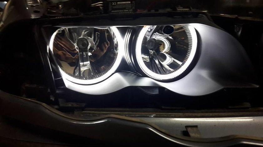 Angel Eyes BMW E46 E36 E39 E53 CCFL Neon Calitatea !
